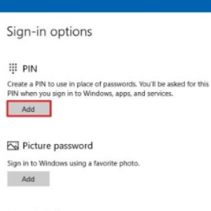 How to manage user account passwords in Windows 10