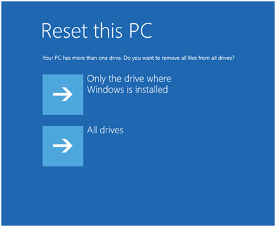 How to Clean Reset Your Windows 10 Computer