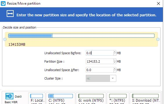 We couldn't update the System Reserved Partition – Windows 10
