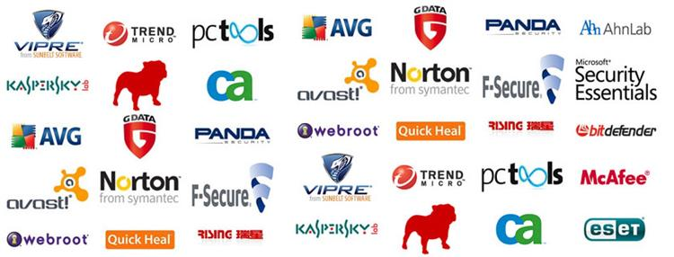 List of Antivirus removal tools or uninstallers