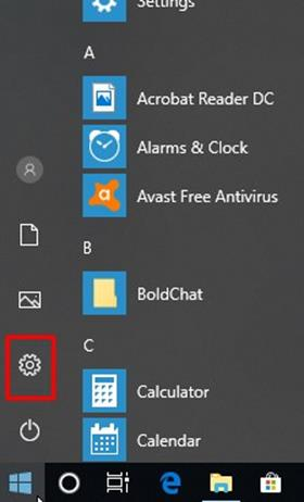 Settings -  how to change AutoPlay Settings on Windows 10