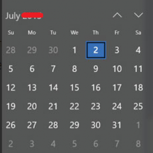 How to change date and time, set alarm in Windows 10