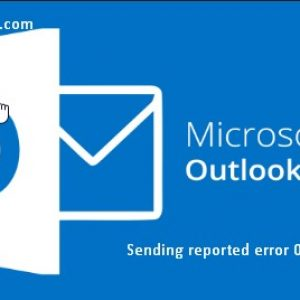 How to Fix Sending reported error 0x8004210B in Outlook