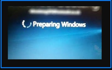 Windows 10 stuck on preparing Windows Screen - BynaryCodes