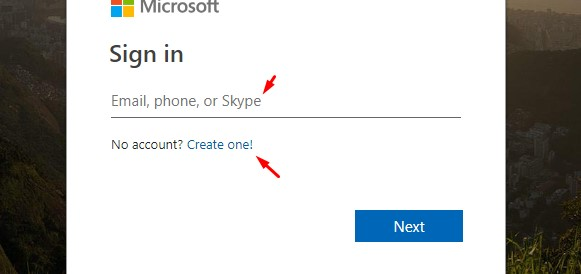 C:\Users\Canous\Desktop\Screenshot\Create onedrive account.jpg